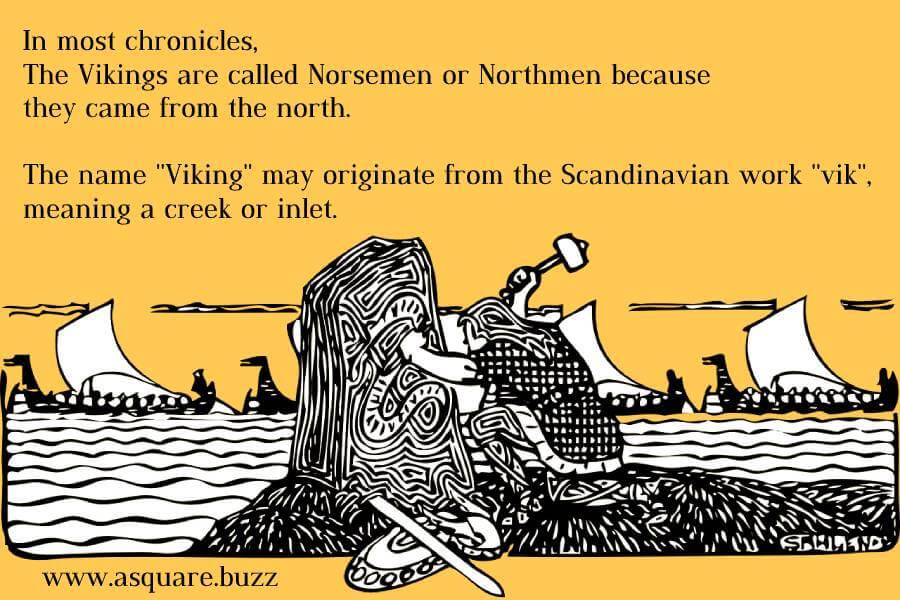 Norsemen - The Vikings