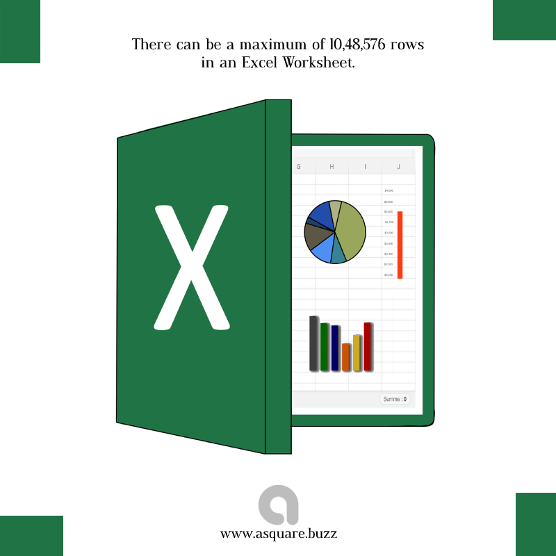 Microsoft Excel Rows