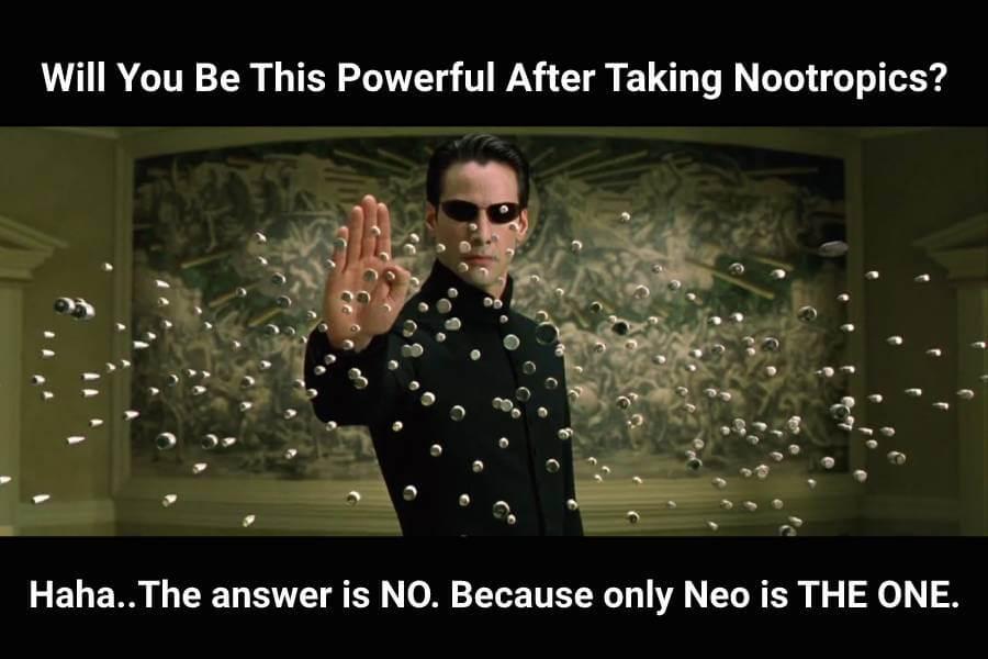 Uses of nootropics